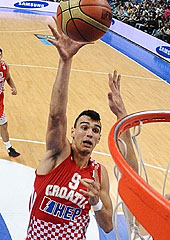 Dario Saric (Croatia)